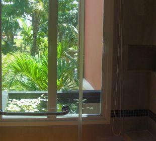 Dusche mit Ausblick C&N Kho Khao Beach Resort