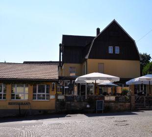 Hotel mit Aussenterrasse Ettrich's Hotel