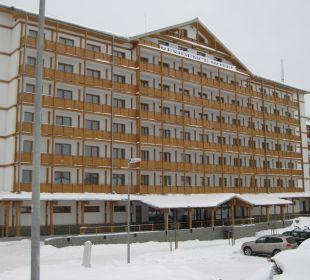 Ansicht vom Bowling-Center Hotel Residence