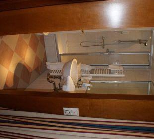 Das Badezimmer Hotel Capricorno