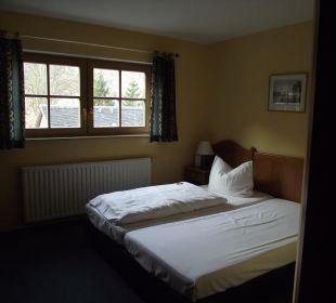 Doppelzimmer mit Blick zur Bastei Ettrich's Hotel