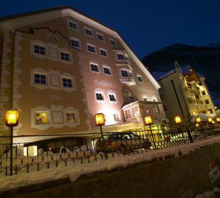 Außenansicht Hotel Goldener Adler
