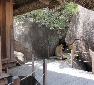 Rock Villa 1 Hotel Six Senses Ninh Van Bay