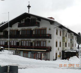 Winterbild Aktivhotel & Gasthof Schmelz