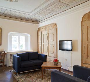 Von Salis Zimmer Nr. 26 Chesa Salis Historic Hotel Engadin