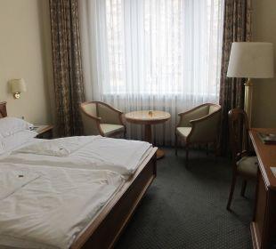 Наш номер Hotel Erzherzog Rainer