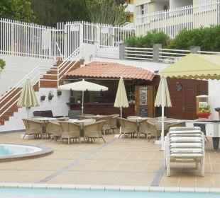Poolbar Hotel Dorotea