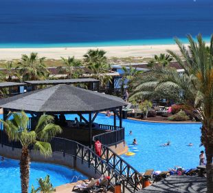 Poolanlage des Barcelo Jandia Playa Hotel Barceló Jandia Club Premium