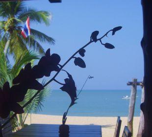 Offenes Restaurant mit Ausblick C&N Kho Khao Beach Resort