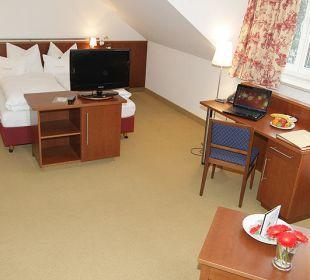 Zimmer im Hotel Rothof Bogenhausen Hotel Rothof Bogenhausen