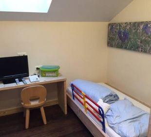 Kristall Suite Kinderzimmer Leading Family Hotel & Resort Alpenrose