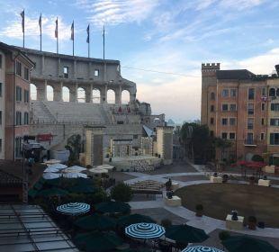 Am Morgen Hotel Colosseo Europa-Park