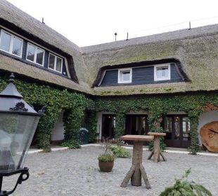 Rustikaler Bau Hotel Forsthaus Damerow