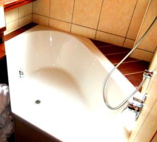 Die Badewanne Hotel Landhaus Wremer Deel