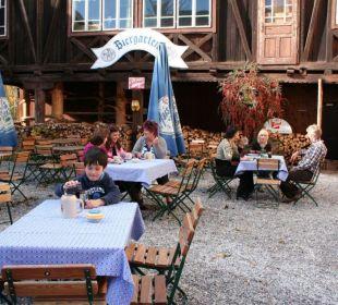 Garten Hotelchen Döllacher Dorfwirtshaus