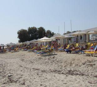 Zu wenig Liegen  AKS Annabelle Beach Resort