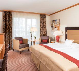 Doppelzimmer Superior Landseite Travel Charme Ostseehotel Kühlungsborn