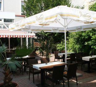 Terrasse Achat Premium Hotel Neustadt/Weinstraße