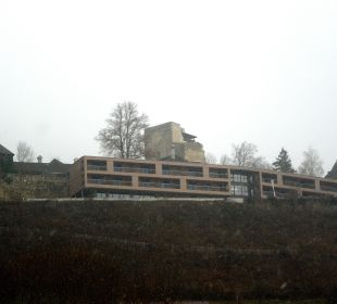 Neue Lodge und alte Burg Hotel Schatz.Kammer Burg Kreuzen