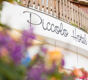 Piccolo und Blumen Piccolo Hotel Obereggen