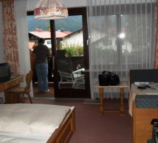 Innenansicht Gästehaus Flora