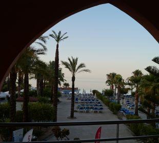 Ausblick vom Balkon Playacalida Spa Hotel