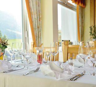 Restaurant - Verwöhnmomente für Ihren Gaumen Die Gams Hotel - Resort