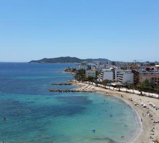 Meerblick Hotel Ibiza Playa