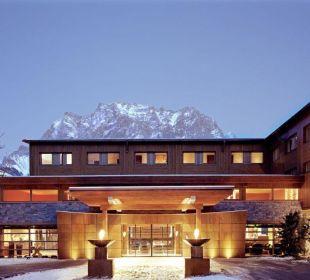 Aussenansicht Hotel Mohr Life Resort