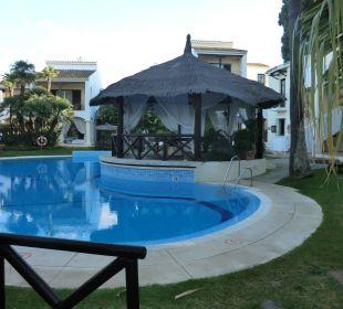 Kleiner Pool Hotel BlueBay Banús