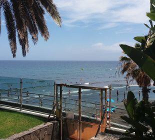 Weg zum Strand Hotel Dunas Don Gregory