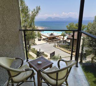 Balcony PURAVIDA Resort Seno
