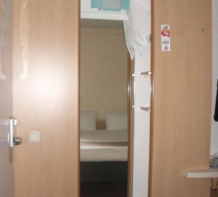 Hänge-Möglichkeiten Hotel Ibis Bochum Zentrum