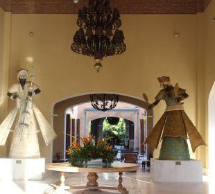 Eingang IBEROSTAR Hotel Bahia