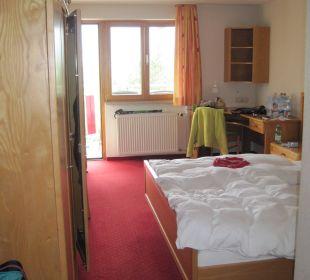 Doppelzimmer Hotel Bellevue