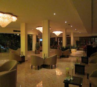 Eingangsbereich The Grand Hotel