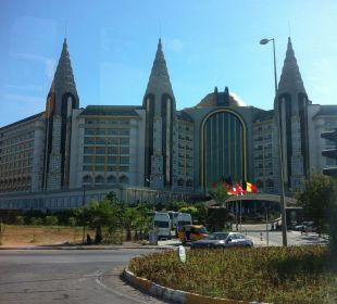 Hotel von außen Hotel Delphin Imperial