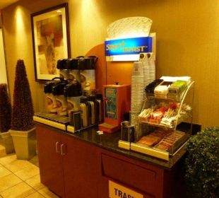 Coffeebar Hotel Holiday Inn Express Toronto Downtown