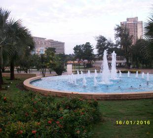 Vor dem Hotel Memories Miramar Habana