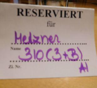 Danke für 2 schöne Wochen Hotel Bon Alpina