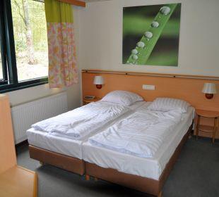 Elternschlafzimmer Premium Bungalow Center Parcs Het Heijderbos