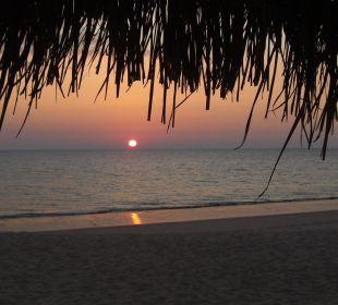 Sonnenuntergang C&N Kho Khao Beach Resort