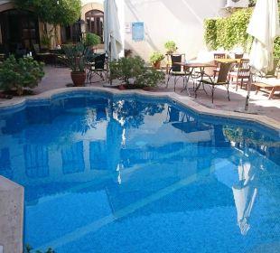 Schöner Pool  Aspen Hotel