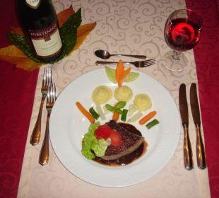 Restaurant/Buffet Hotel Sonne
