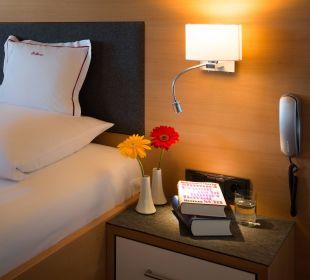 Neues Zimmer im Haupthaus Hotel Bellevue