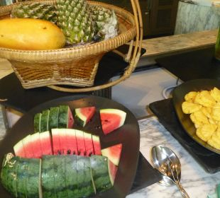 Frisches Obst Hotel Le Meridien Bangkok