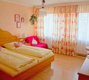 Romantisches Doppelzimmer Hotel Monaco