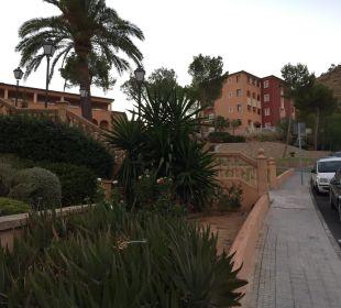 Weg zum Hotel Hotel Don Antonio