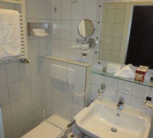 Badezimmer mit WC Hotel Erzherzog Rainer