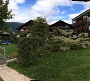 Panoramaansicht Beauty & Wellness Resort Hotel Garberhof